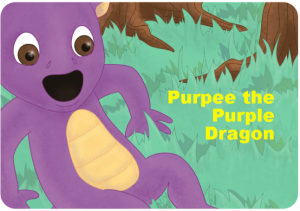 Purpee the Purple Dragon Book 2 Excerpt FINAL rounded