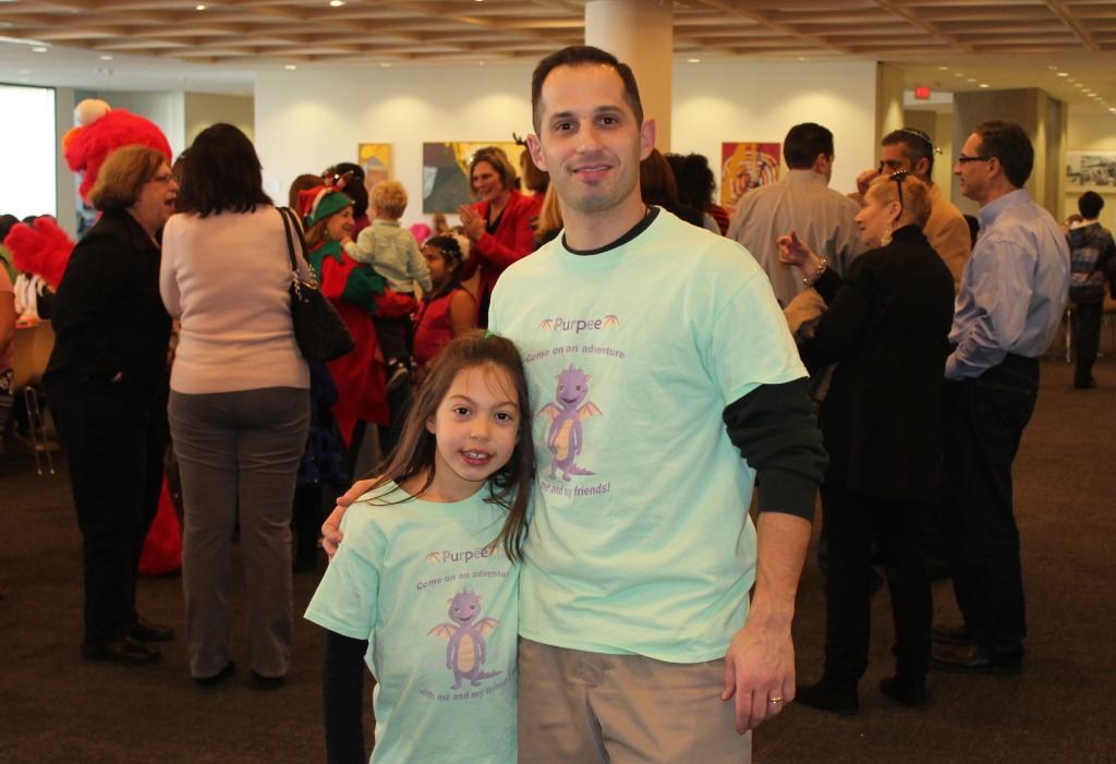 Childrens Books Authors Visit ECF Foundation