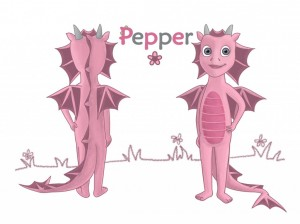 Pepper the Big Sister
