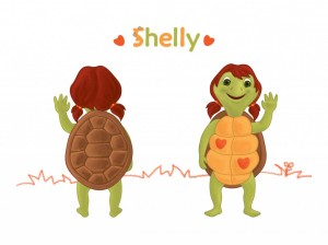 Shelly the Turtle