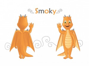 Smoky the Dragon