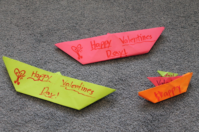 Valentine Crafts for Kids 2A
